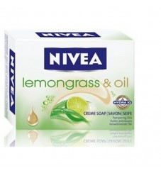 NIVEA Крем сапун Lemongrass & Oil