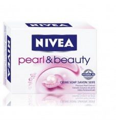 NIVEA Крем Сапун PEARL & BEAUTY