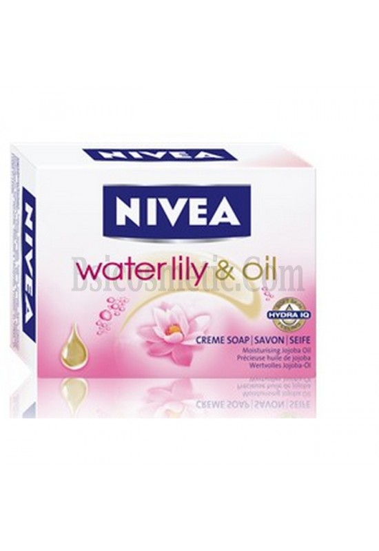 NIVEA Крем сапун Waterlilly & Oil