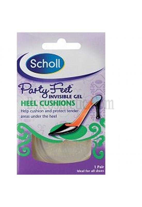 SCHOLL Гел подложки за пети - Party Feet