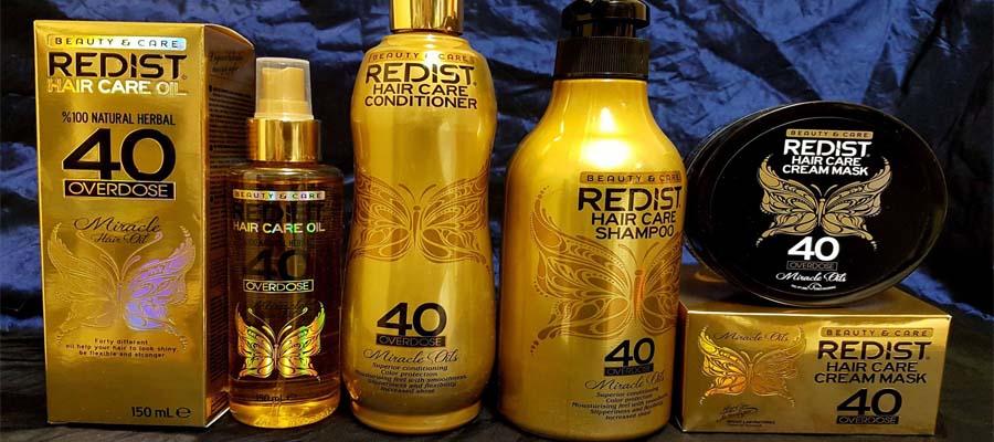 Продукти за грижа за косата REDIST