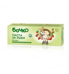 Паста за зъби Ягода Бочко