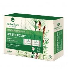 Farmona Herbal Care Възстановяващи ампули за увредена коса с екстракт от Полски Хвощ без отмиване
