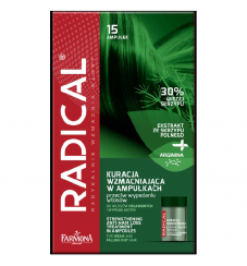 Radical Комплекс за стимулиране на растежа на косата без отмиване