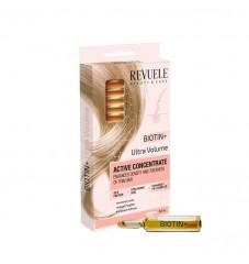 Ампули за коса Revuele Biotin + Ultra Volume