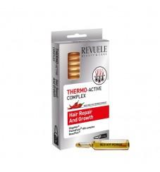 Термо - активен комплекс за възстановяване и растеж на косата Revuele