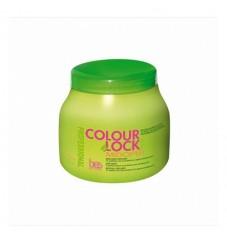 Маска за изтощена коса с протеини BES Color Look Midopla