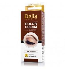 Delia Къна за вежди-кафяво 15 мл