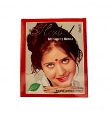 Индийска къна за коса Herbul Махагон