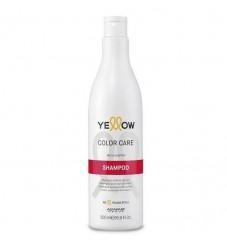 Шампоан за запазване на цвета с годжи бери YELLOW COLOR CARE SHAMPOO