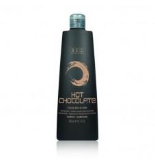 Оцветяващ шампоан с тониращо действие в шоколадов цвят BES Hot Chocolate