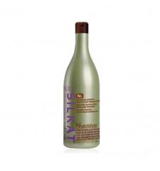 Шампоан за сухи, обезцветени и увредени коси BES Silkat Nutritivo N1 Shampoo