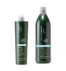 Хидратиращ шампоан за всеки тип коса Еко серия Inebrya Green