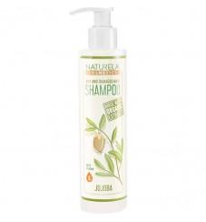 Безсулфатен натурален шампоан за суха и изтощена коса Naturela Cosmetics