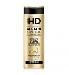 HD Keratin Шампоан за защита и възстановяване на косата
