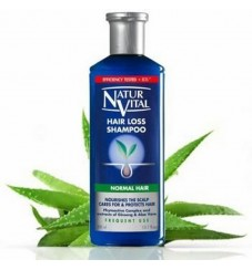 Шампоан против косопад за Нормална коса - NATUR VITAL 300 мл