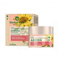 Хидратиращ и укрепващ крем за лице с Арника Farmona Herbal Care Arnica
