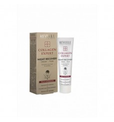 Revuele Collagen Expert Възстановяващ нощен крем филър