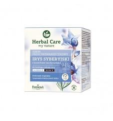 Сибирски ирис биоактивен крем-серум против бръчки със стволови клетки Farmona Herbal Care
