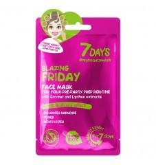 Енергизираща маска 7DAYS