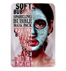 Chamos ACACI Sparkling Bubble Mask Pack Бълбукаща детоксикираща маска