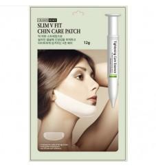 Chamos Моделираща стягаща маска Идеален контур за премахване на двойна брадичка