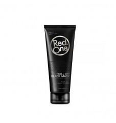 Red One Черна пилинг маска за лице