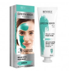 Revuele Зелена маска анти-акне 80 мл