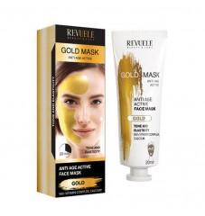 Revuele Златна маска с тонизиращ ефект 80 мл