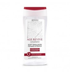 Revuele AGE REVIVE Мека емулсия за почистване на грим 200 мл