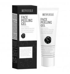 Revuele Гел-пилинг с активен въглен 80 мл