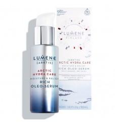 Хидратиращ и успокояващ олио-серум Lumene Arctic Hydra Care Moisture & Relief Rich Oleo-Serum