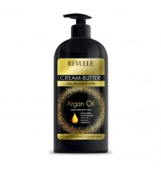 Revuele Argan Oil Крем-масло за ръце и тяло 400 мл