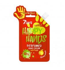 Хидратиращ крем-парфюм за ръце 7DAYS