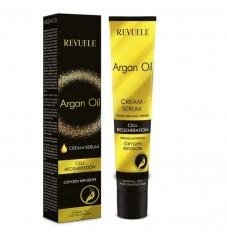 Revuele Argan Oil - Крем серум за ръце и нокти 50 мл