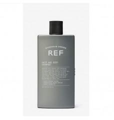 Шампоан за коса и тяло за мъже REF Hair & Body Wash for Men