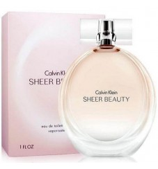 Calvin Klein Beauty Sheer за жени - EDT