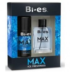 Bi-es Max Ice Freshness Комплект за мъже