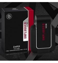 Emper Unplugged Noir за мъже - EDT 80 мл