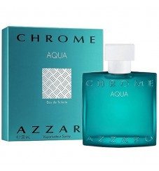 Azzaro Chrome Aqua за мъже - EDT