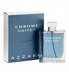 Azzaro Chrome United за мъже - EDT