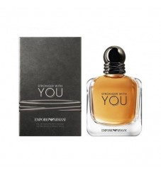 Giorgio Armani Stronger With You за мъже - EDT