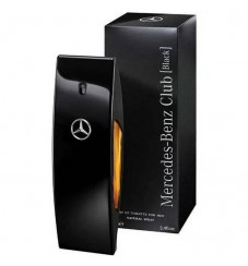 Mercedes-Benz Club Black за мъже - EDT