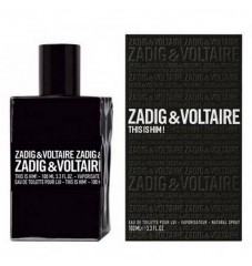 Zadig & Voltaire This is Him за мъже - EDT